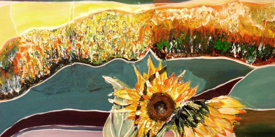 Sunflowers – Zonnenbloemen
